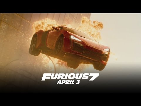 Furious 7 - In Theaters And IMAX April 3 (TV Spot 3) (HD)