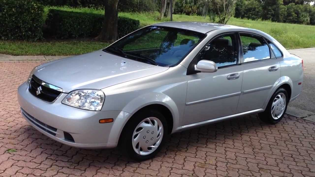 2007 suzuki forenza view our current inventory at. Black Bedroom Furniture Sets. Home Design Ideas