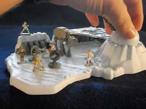 Micro Star Wars Playset Star Wars Micro Machines Hoth