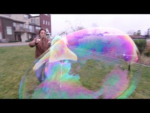 Scientific Super Bubbles