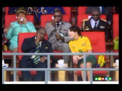 L'aventure Du Mena Du Niger - CAN 2012 - Partie 2
