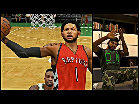 NBA 2K15 MyCAREER - Cam Gettin That Cash With Another BIG TIME ENDORSEMENT | The Celtics Play Nooo D