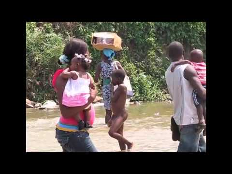 Trafficking of Haitian children: A border where childhood is lost