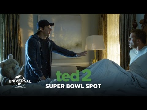 Ted 2 - Official Super Bowl Spot (HD)