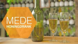 Mede Honingdrank (recept) | The Honey Project