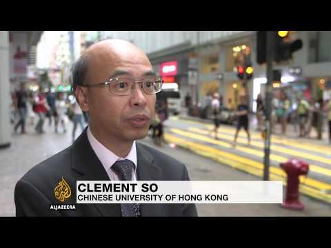 Hong Kong's precarious press freedom situation