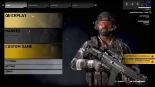 Ghost War Practice