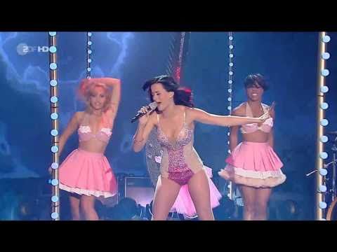 Katy Perry - Teenage Dream - (Live) at ZDF