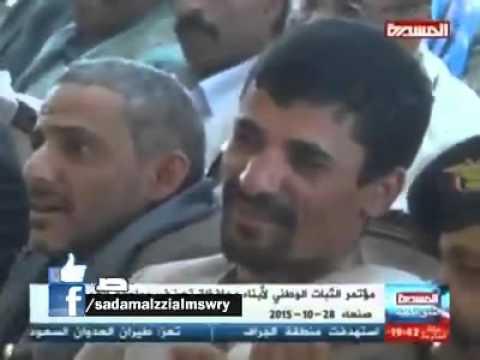 """فيديو: عبده الجندي """"الله ولى الحوثيين وأنقذ بهم اليمن"""""""