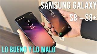 Samsung Galaxy S8 y S8 Plus - Opiniones sobre el nuevo flagship de Samsung