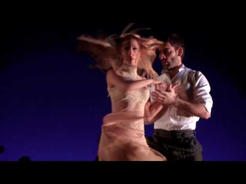 Tango Fire at the Canberra Theatre Centre –21 August 2016