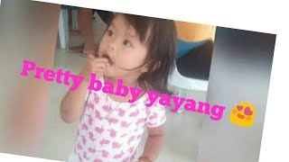 The adorable baby yayang (19th vlog in 2019)