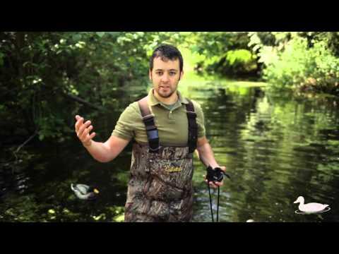 Decoy Spreader System and Jerk Rig in Action - Motion Ducks