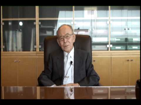 Isamu Akasaki - Impressions of Receiving the Kyoto Prize - THE 2009 KYOTO PRIZE