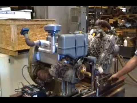 Lister Diesel 18 Hp 3 Cylinder Youtube