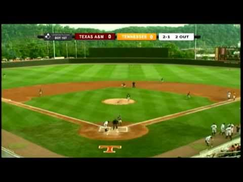 Tennessee Baseball Highlights vs. Texas A&M Game 2