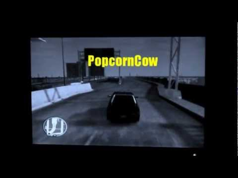 Gta IV: jumps, falls and fails montage