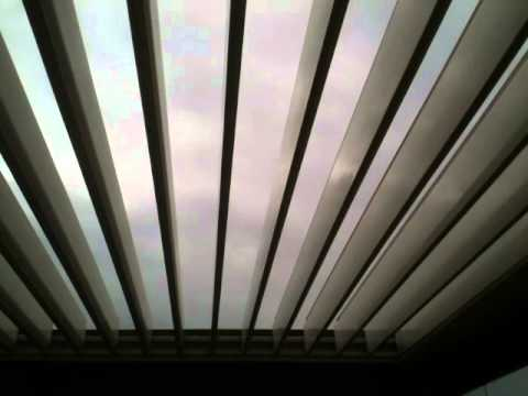 Brise soleil for Terrasse pronunciation