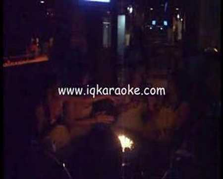 iQ Karaoke Japanese Bar (Party3) in Bangkok Thailand