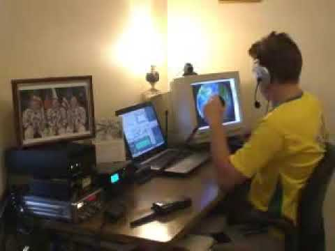 CS1RAD NA1SS Amateur Radio Contact