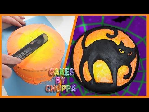 #Halloween Pumpkin Spice Cake Recipe (How To) Feat: CookingWithKarma