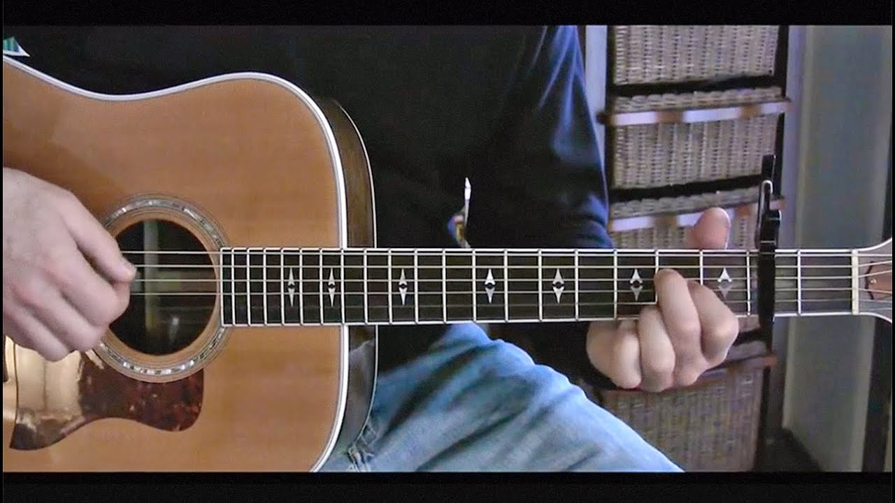 Best fingerpicking guitar songs to learn