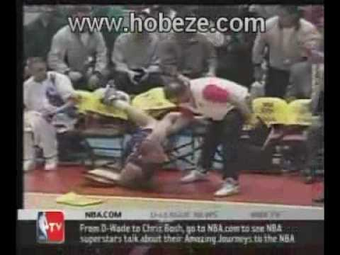 Funny NBA Basketball Bloopers Video
