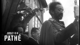 Haile Selassie Accepts Eritrea (1952)