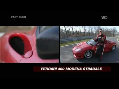 Fast Club Ferrari 360 Challenge Stradale