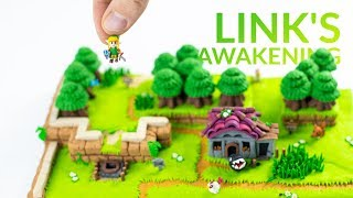 LINK'S AWAKENING with CLAY – Polymer Clay