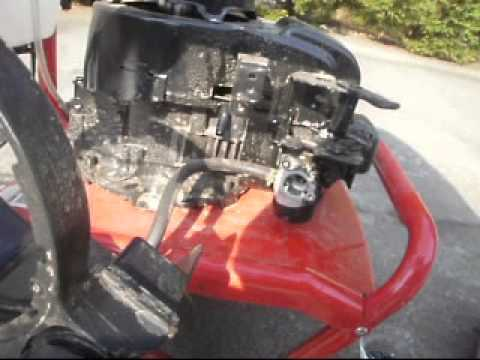 Craftsman Pressure Washer Carb Cleaning 6 75 Hp How To