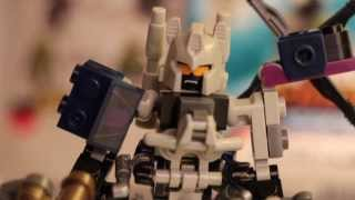 KRE-O Transformers Kids Review Micro-Changers Combiners Decepticon Bruticus