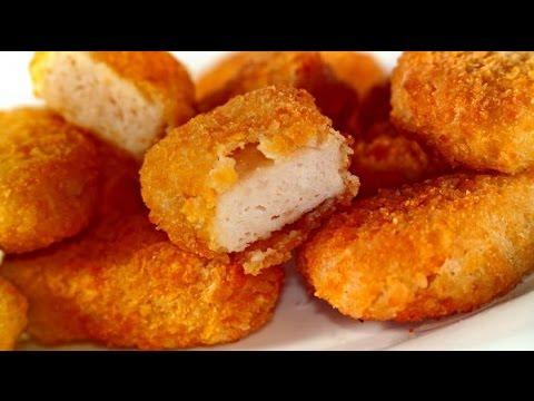 Наггетсы хрустящие из курочки. Crispy nuggets