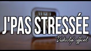 Roxane Bruneau - J'pas stressée (vidéoclip officiel)