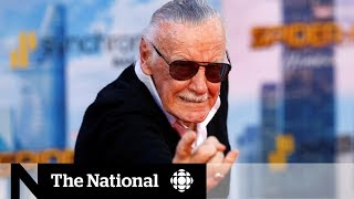 Remembering Marvel Comics icon Stan Lee