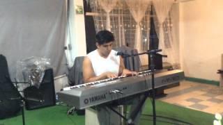 Ven Espíritu Ven Piano cover Yamaha MM8