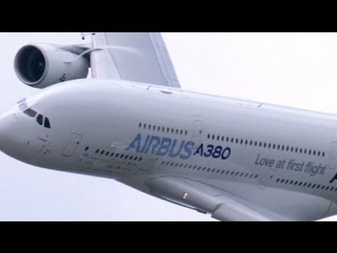 Airbus wings clipped as yearly figures lag behind rivals