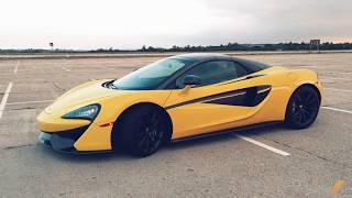 McLaren 570S In The Real World (Fast Car Slow)