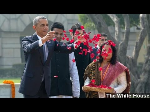 Chinese Media Gets Testy Over Obama's India Visit