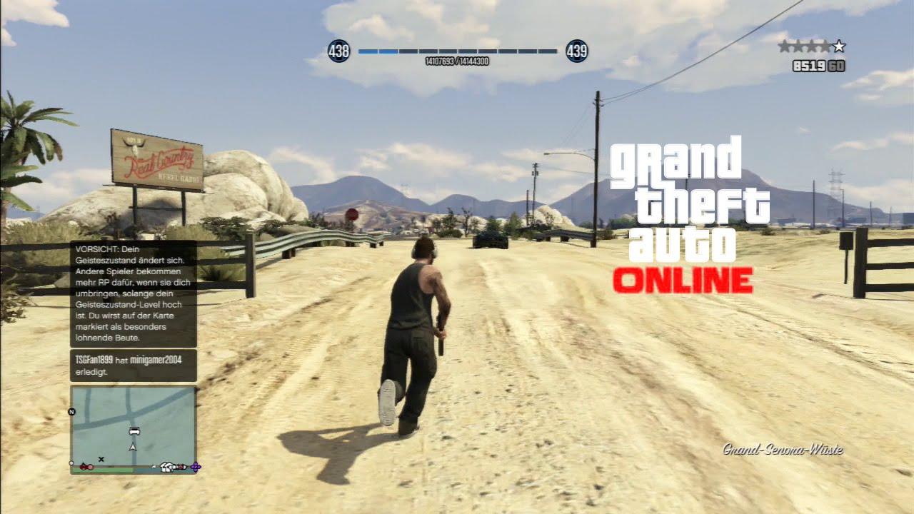 gta 1 online spielen