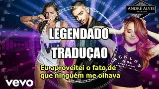 Maluma Ft Becky G Anitta Mala Mia Tradução Legendado Audio Oficial
