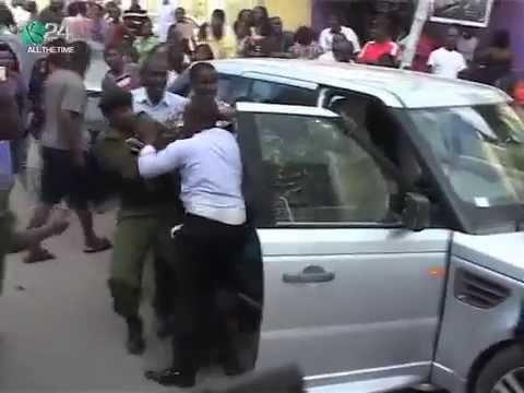 Drama As Bishop Kanyaris Alleged Child Dies In Nairobis Umoja Estat