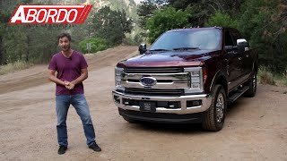 Ford F-Series Super Duty 2017 – Prueba A Bordo [Full]
