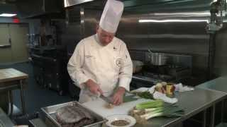 The Chefs Cook! Snapper Soup