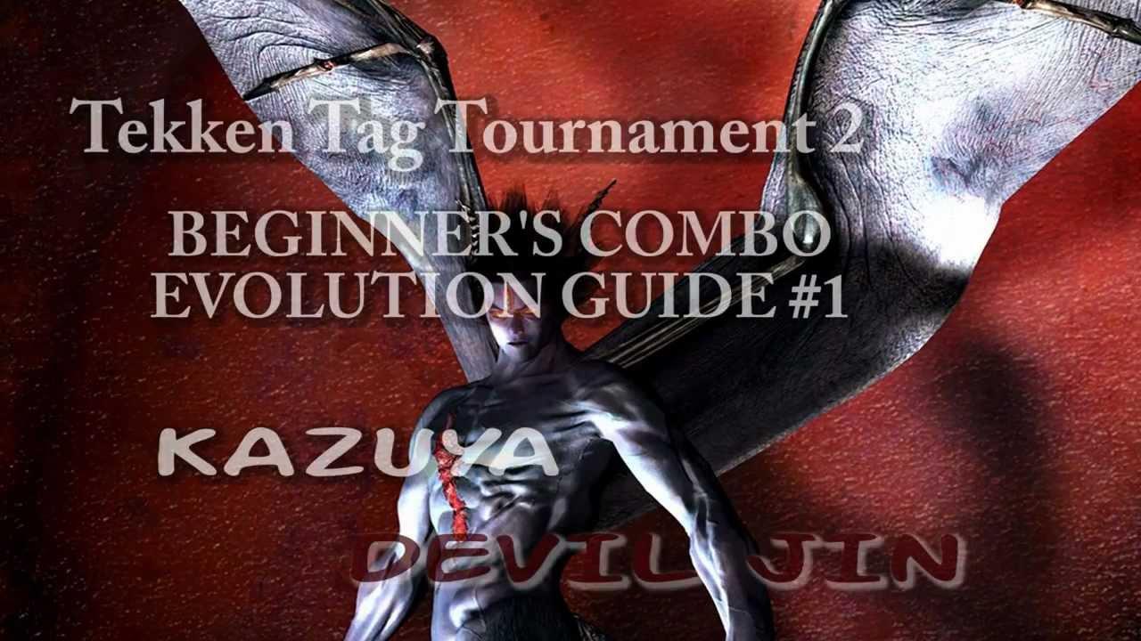 Devil Jin Evolution 1 Kazuya/devil Jin 1080p