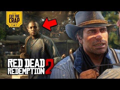 ЧТО ПОКАЗАЛИ В ТРЕЙЛЕРЕ RED DEAD REDEMPTION 2 | ROCKSTAR GAMES PS4, XBOX ONE 2018