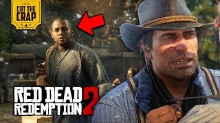 "ЧТО ПОКАЗАЛИ В ТРЕЙЛЕРЕ ""RED DEAD REDEMPTION 2"" 