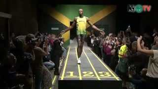 The Jamaica Olympic Association And PUMA Unveil Olympic Apparel For London 2012