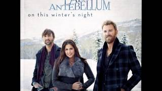 Watch Lady Antebellum Blue Christmas video