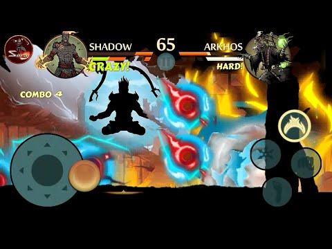 Shadow Fight 2 Super Lightning Fire Magic